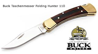 Buck Taschenmesser Folding Hunter 110