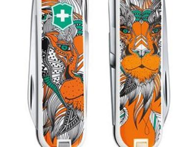 Victorinox Classic Limited Edition 2015 - Lion King
